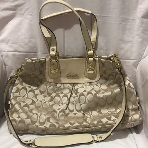 Coach Medium Perl Handbag
